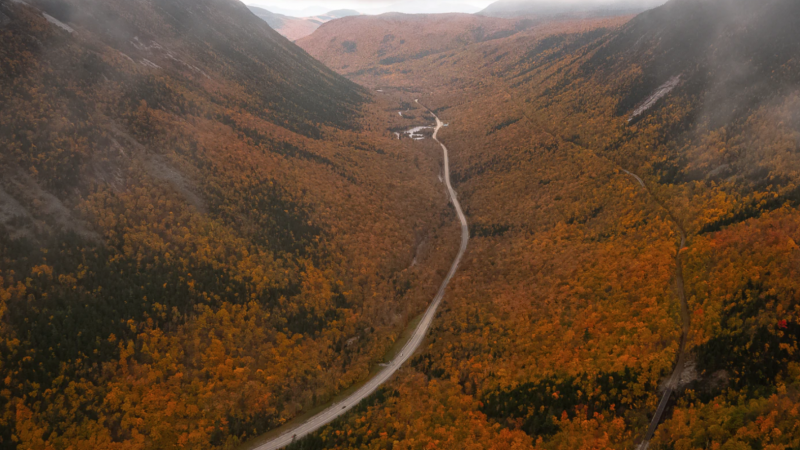 New Hampshire Road Trips