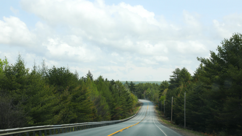 Maine Road Trips