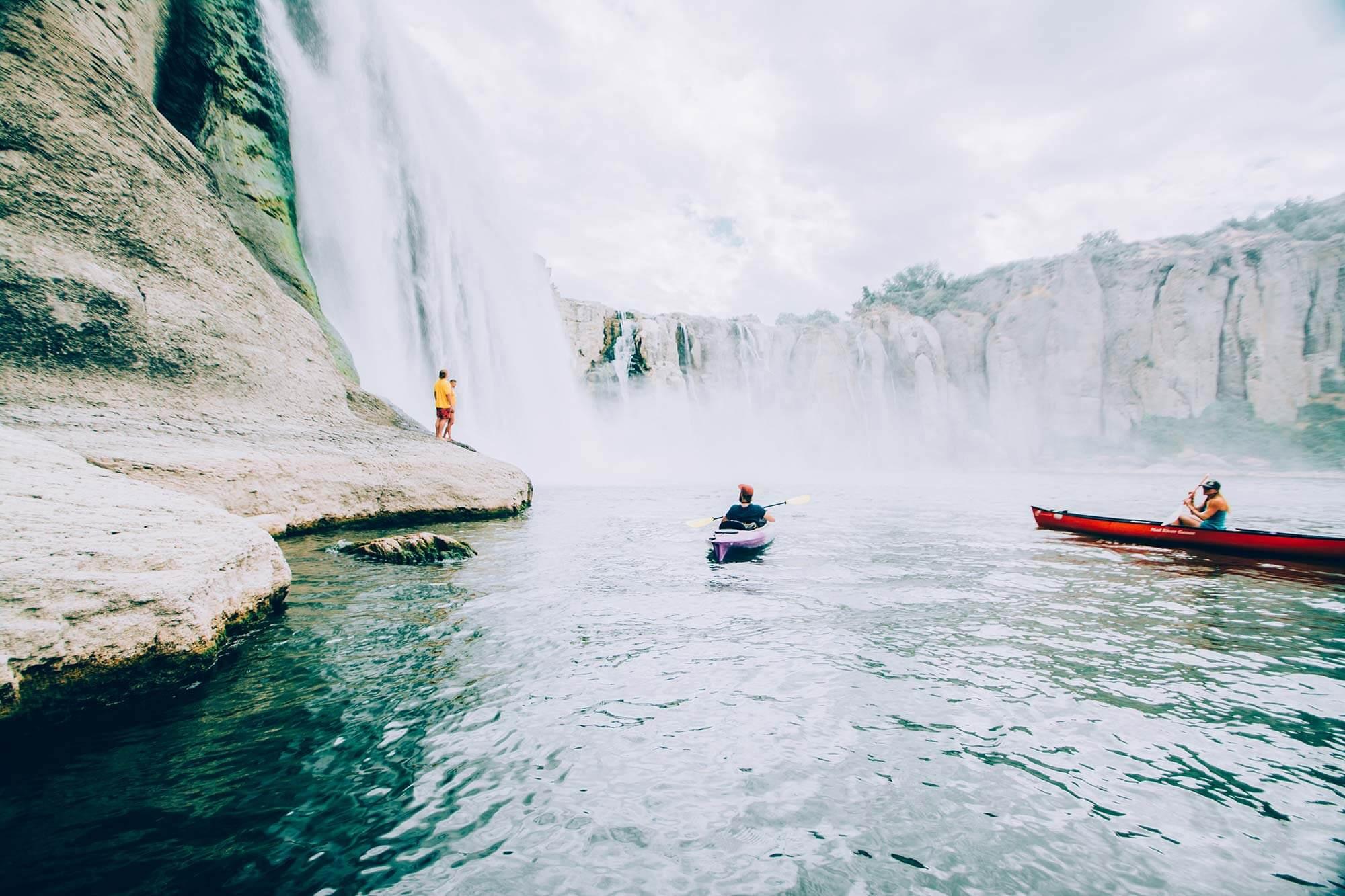 Idaho Road Trips
