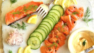 Swedish Dishes