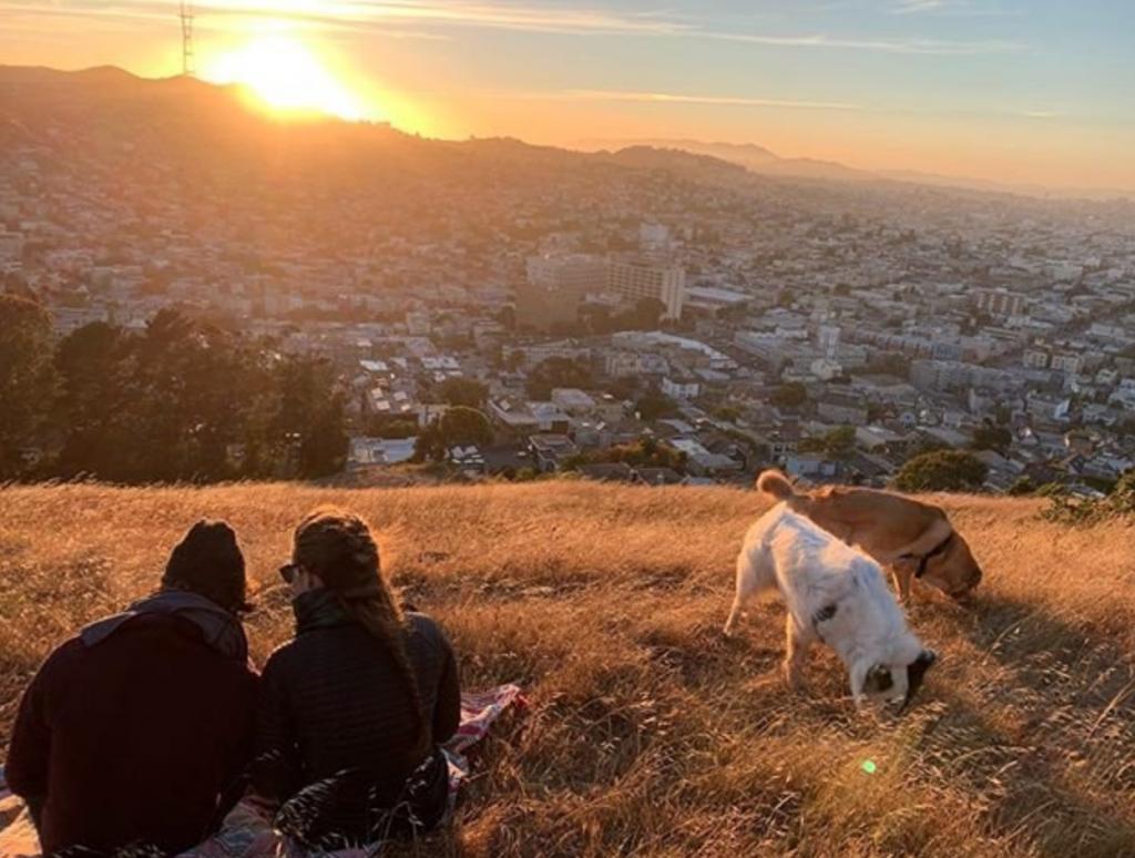 watch sunset California