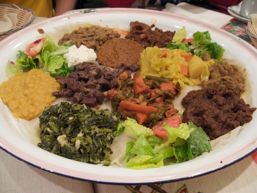 Ethiopian Dishes