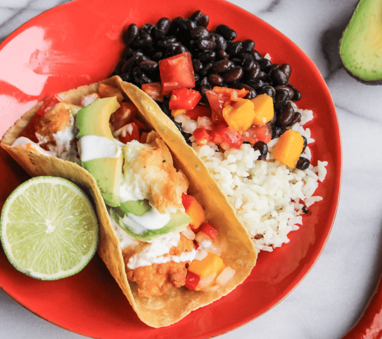 Costa Rican Dishes