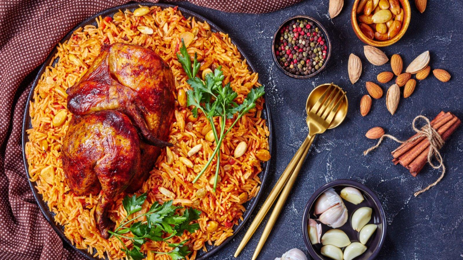 Saudi Arabian Dishes