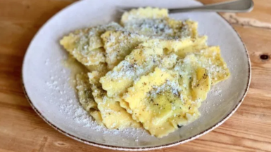 Pasta Dishes In Italy