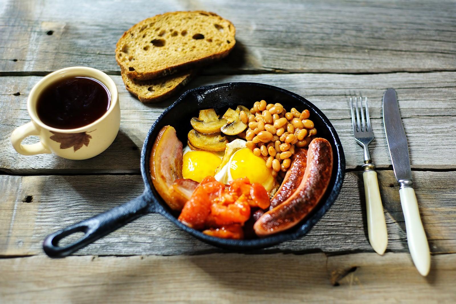 Northern Irish Dishes