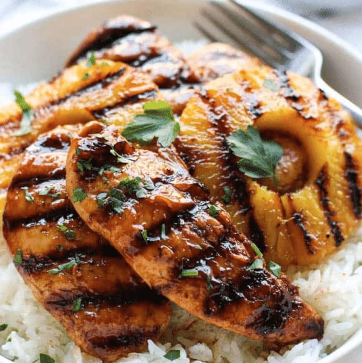 Polynesian Dishes