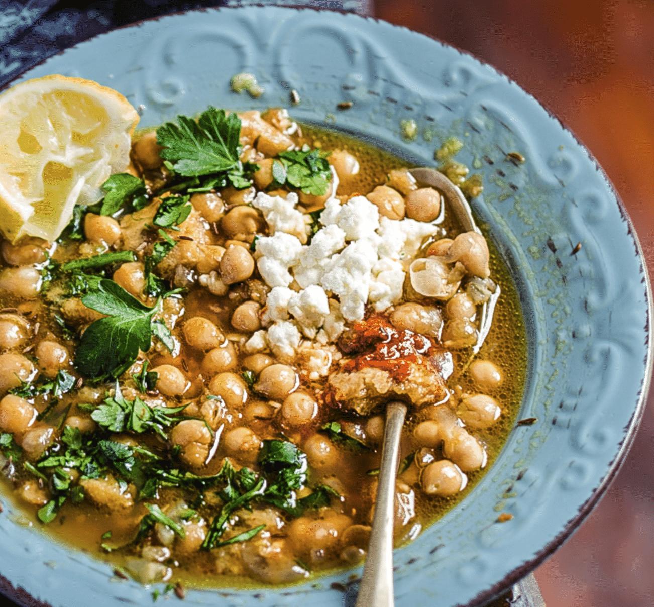 Tunisian Dishes