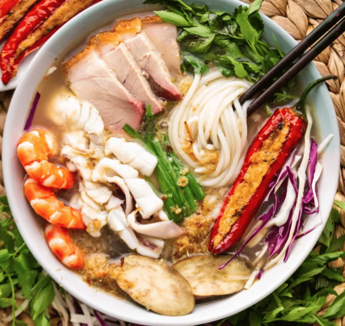 Southern Vietnamese Dishes