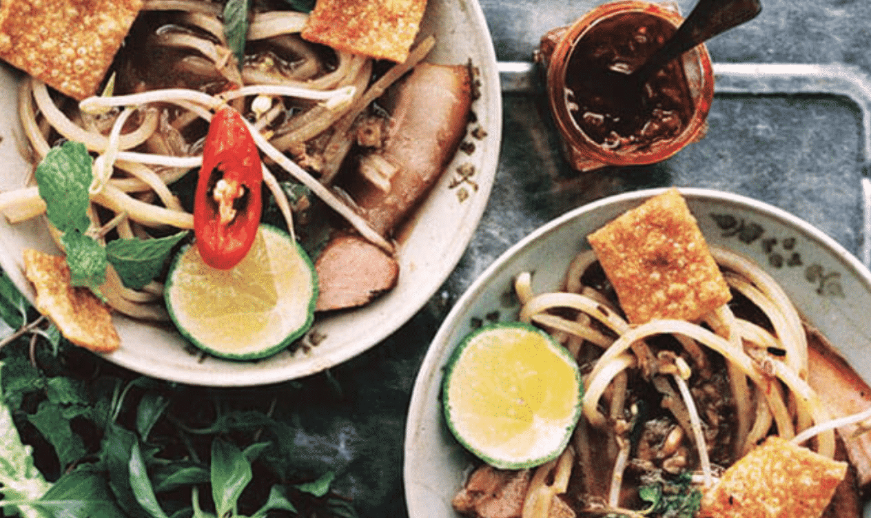 Central Vietnamese Dishes