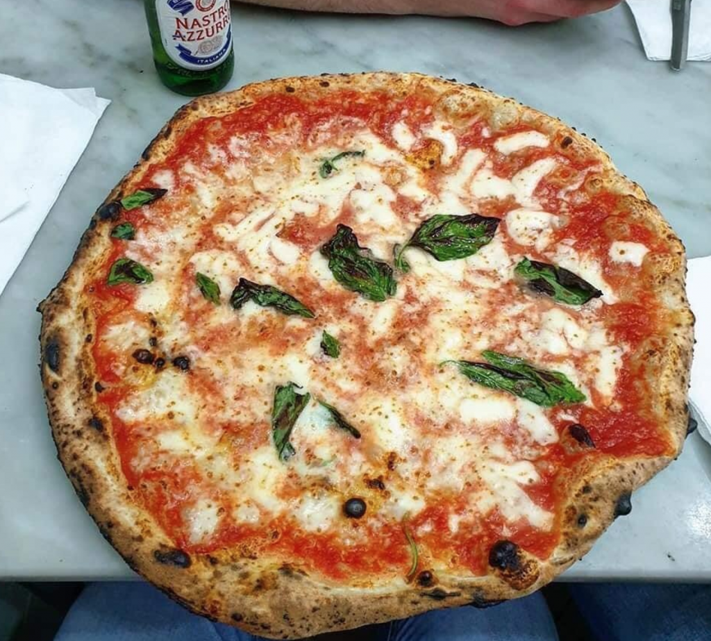 guide to Neapolitan pizza