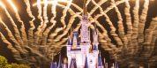 visiting Disney World