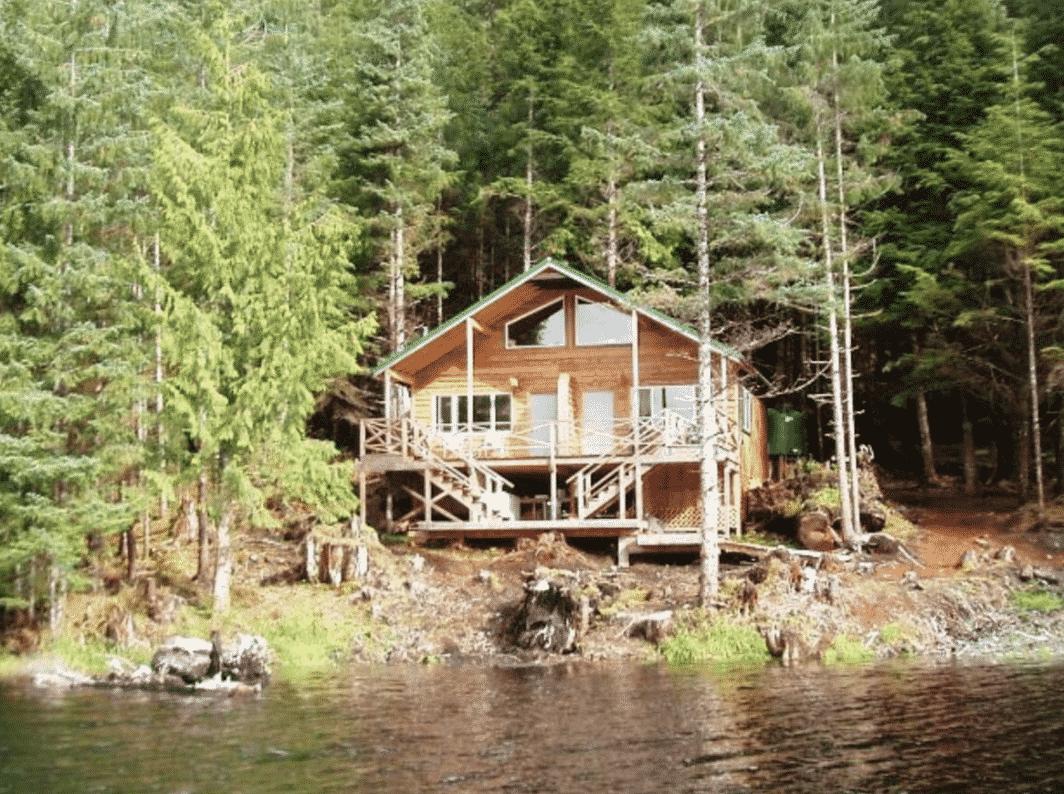 cabins Alaska