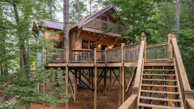 treehouses Georgia
