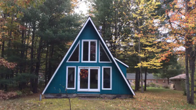 cabins Michigan