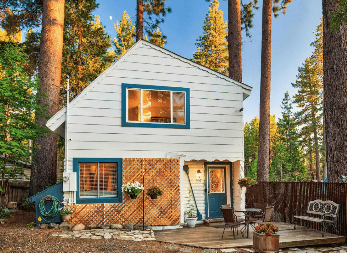 Airbnbs Nevada
