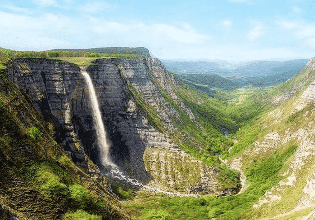 waterfalls Europe