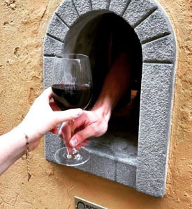wine window florence