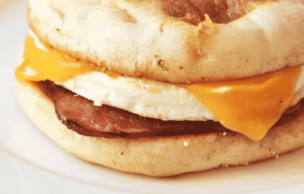 American Breakfast Dishes