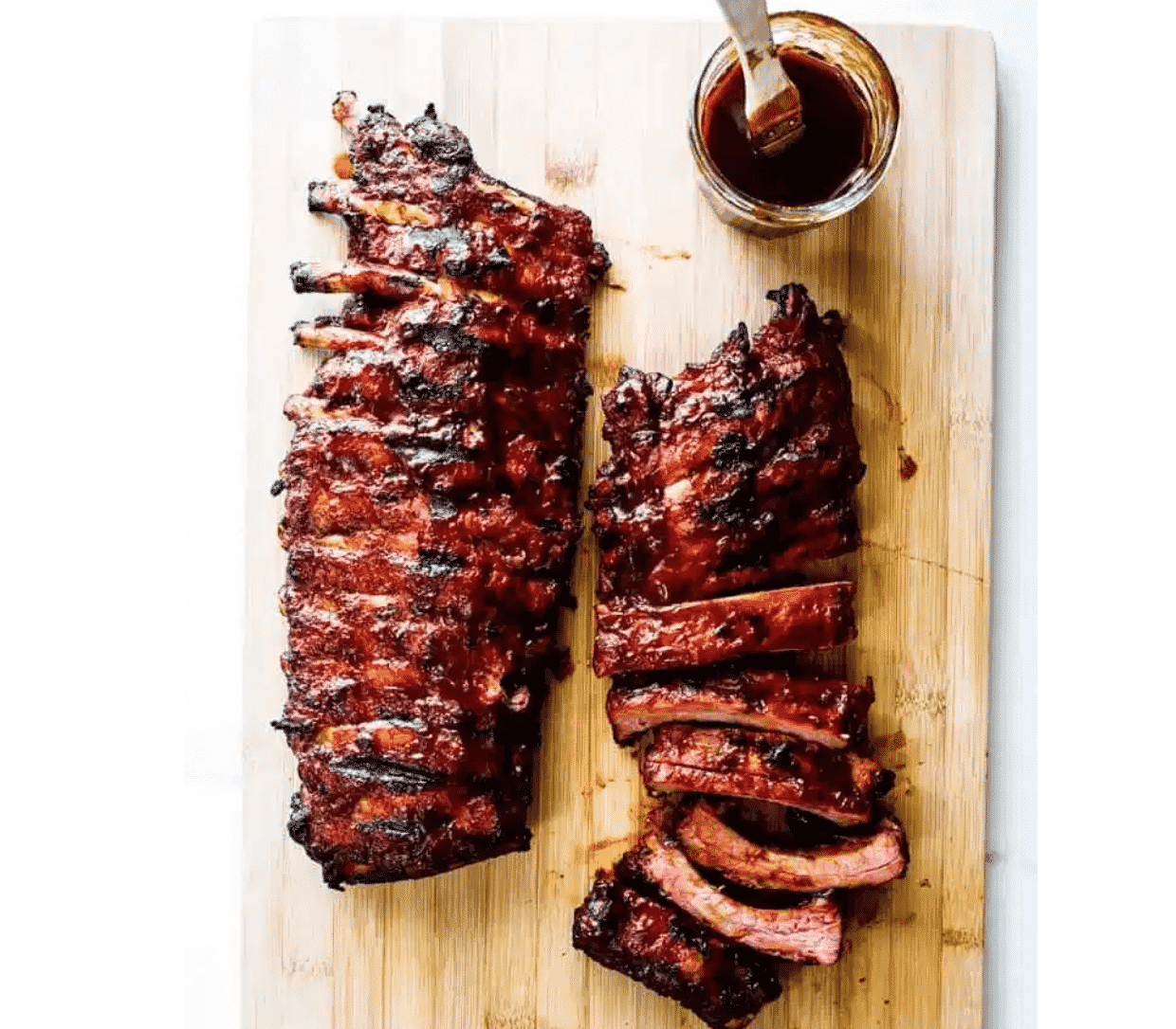 American BBQ Dishes