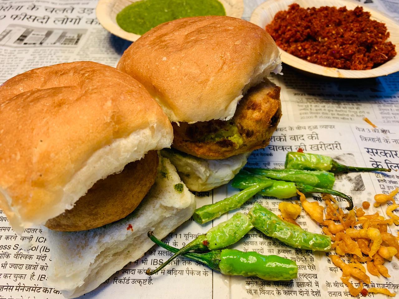 Mumbai dishes