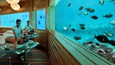 underwater experiences Maldives