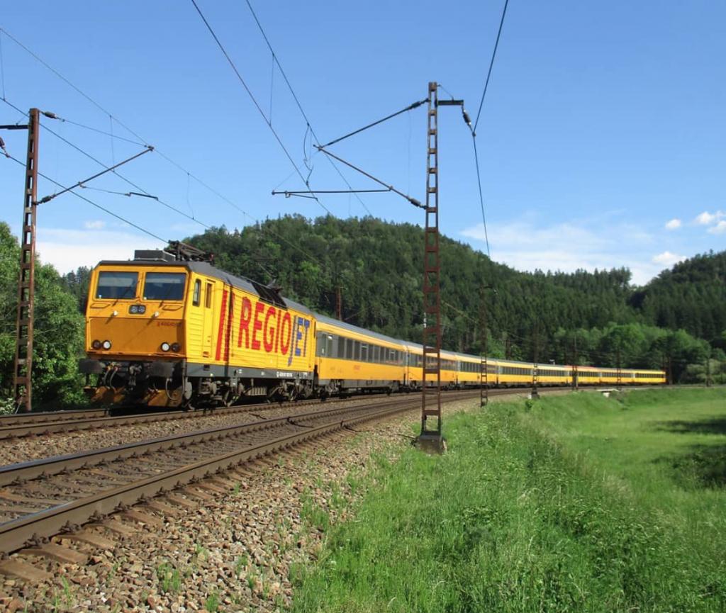 train Europe Regiojet