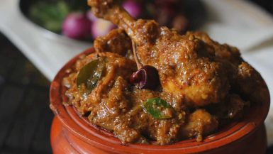 Chettinad dishes