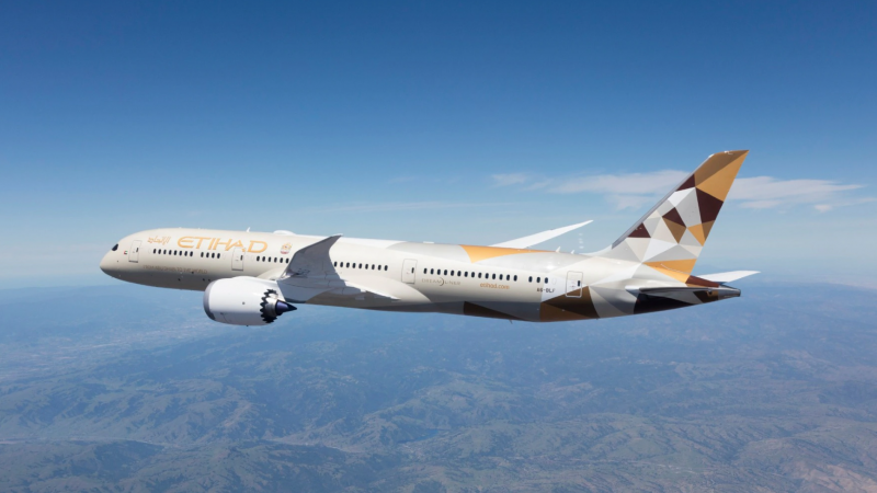 Etihad Airways insurance COVID
