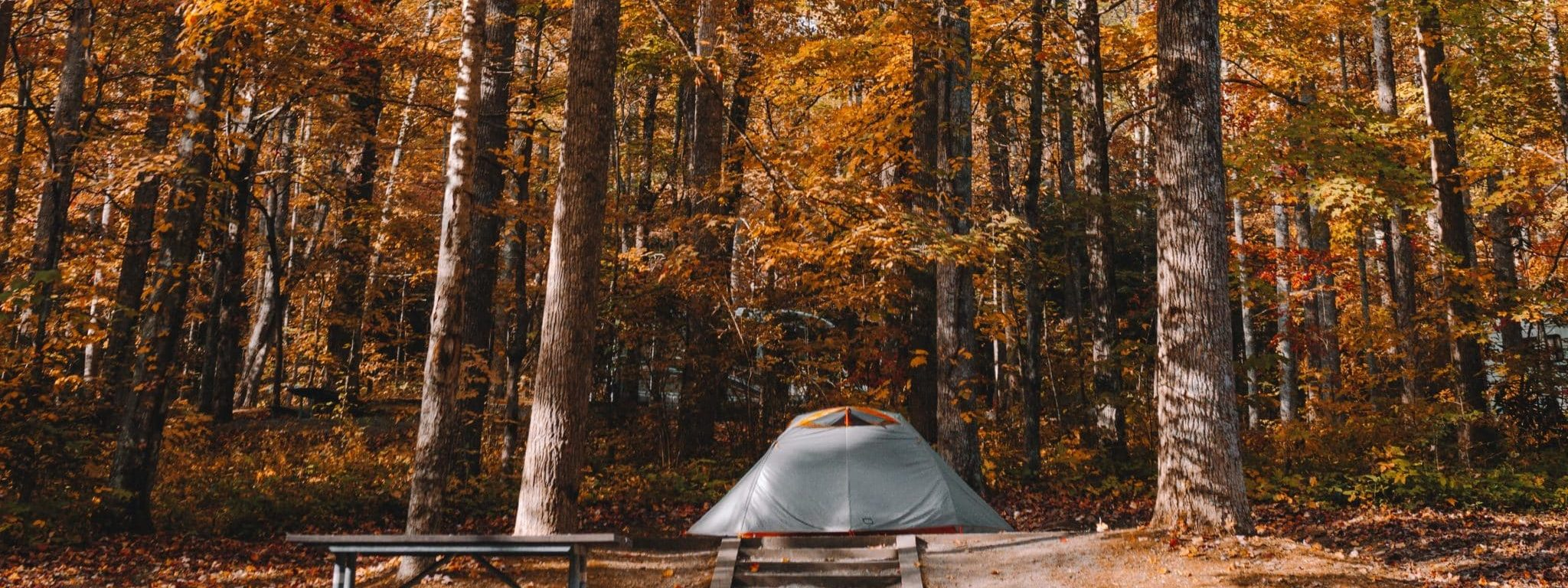 The Top US Camping Destinations For Fall 2020 travel