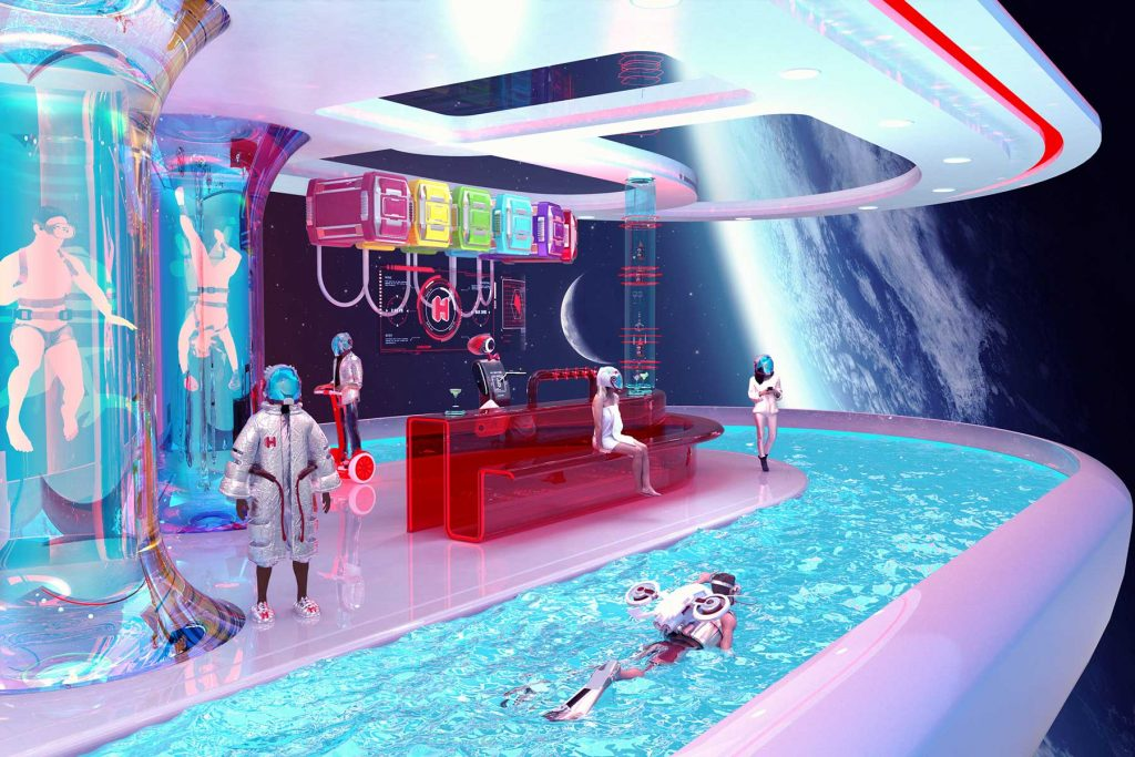 space hotels future