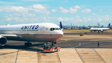 United Airlines change fees