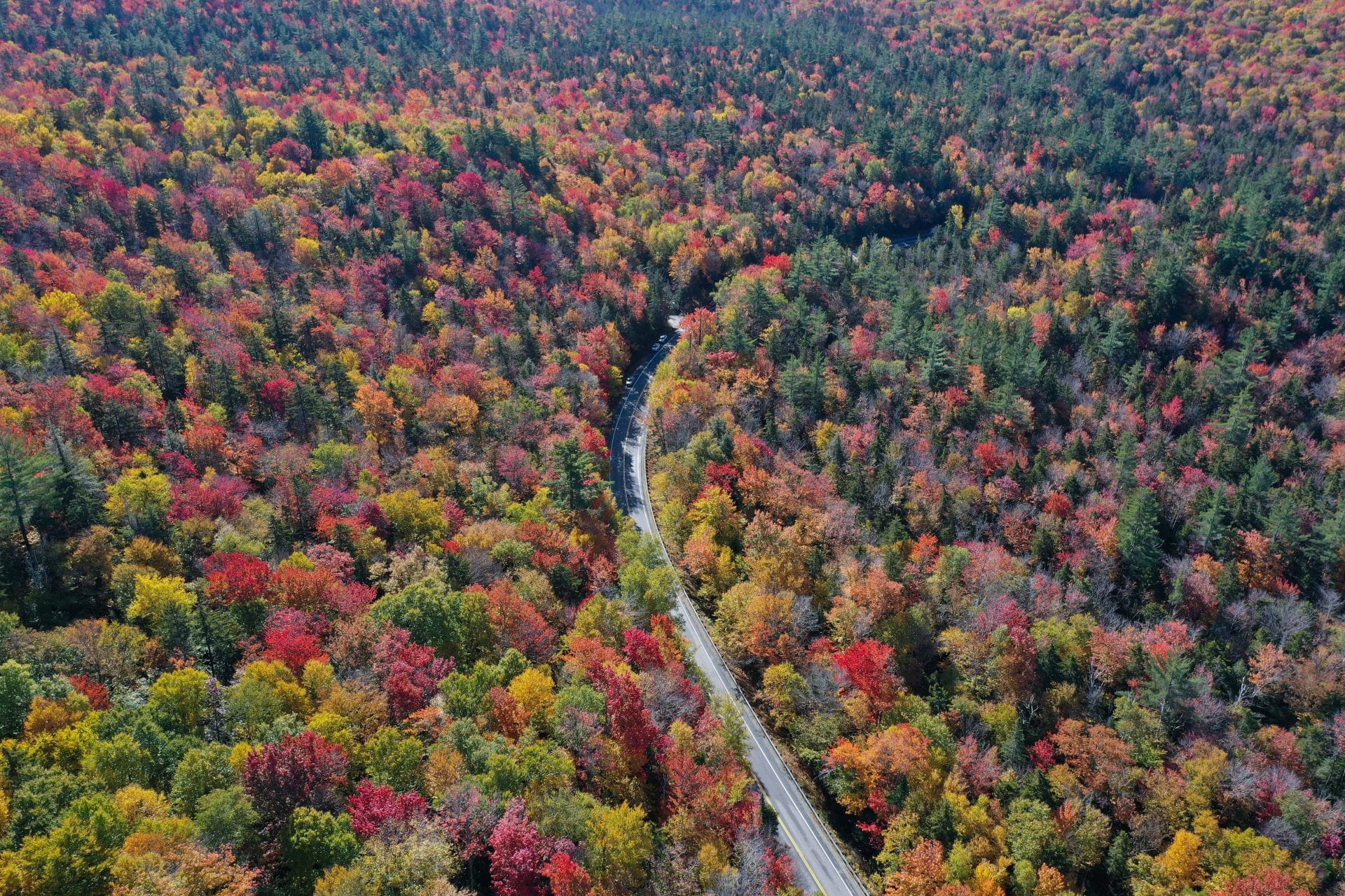 17 Stunning US States To Visit For Fall Foliage