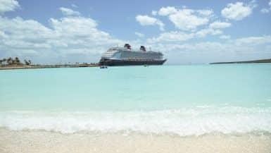 Disney cruise Caribbean 2022