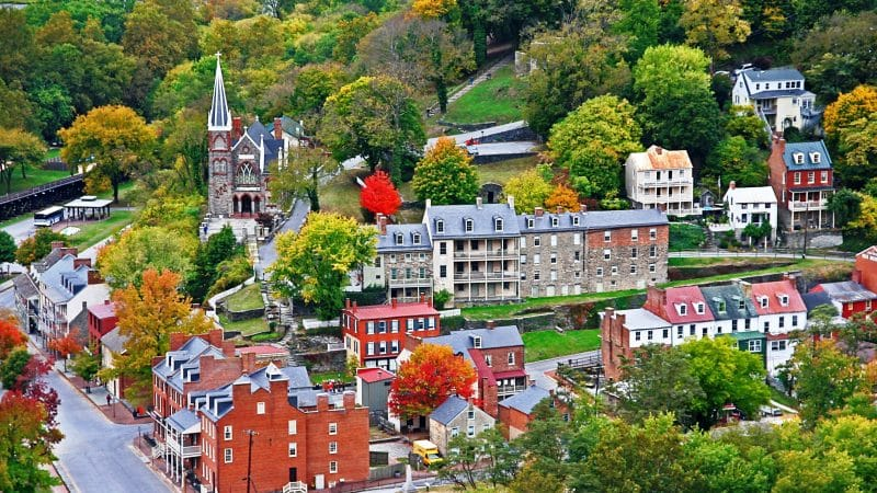 most charming small towns