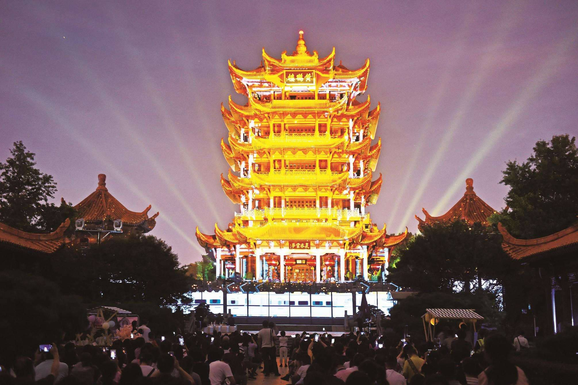 Wuhan, China Pulls Nearly 19 Million Tourists During Golden Week travel