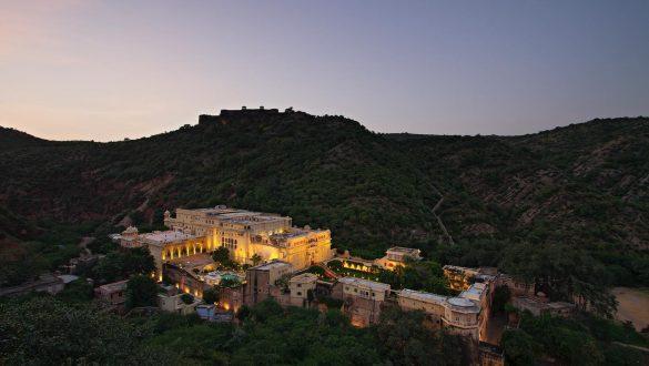 samode palace india hotel
