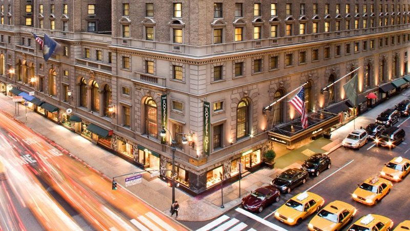 the roosevelt nyc
