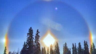 alaska natural wonder