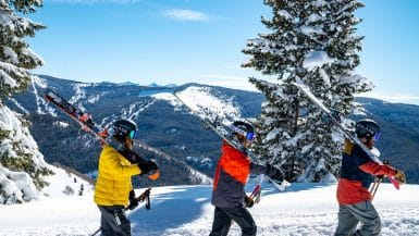 best ski resorts America