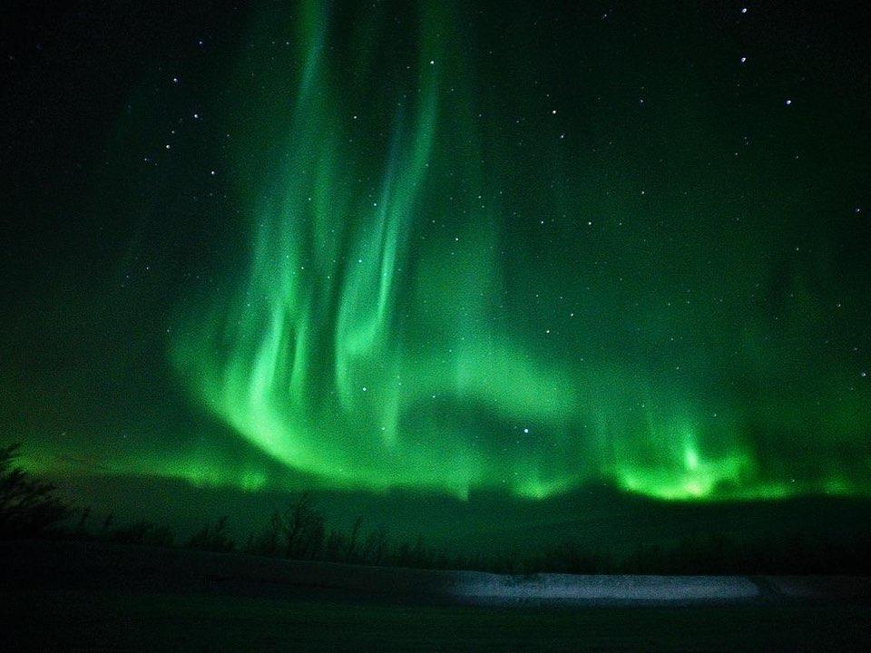 best hotel northern lights