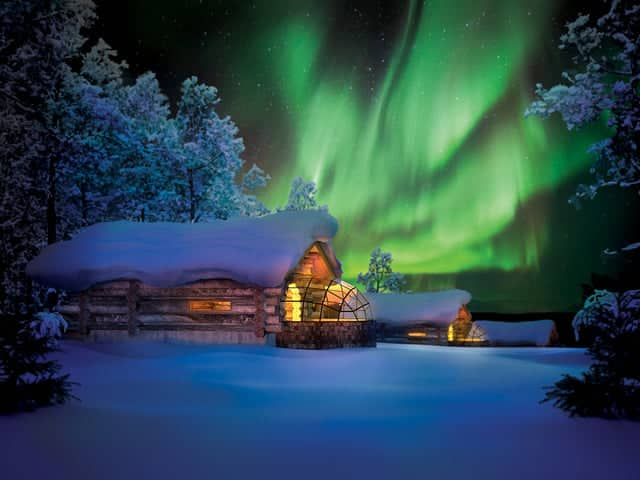 Best Hotels Around the World for Experiencing the Northern Lights travel
