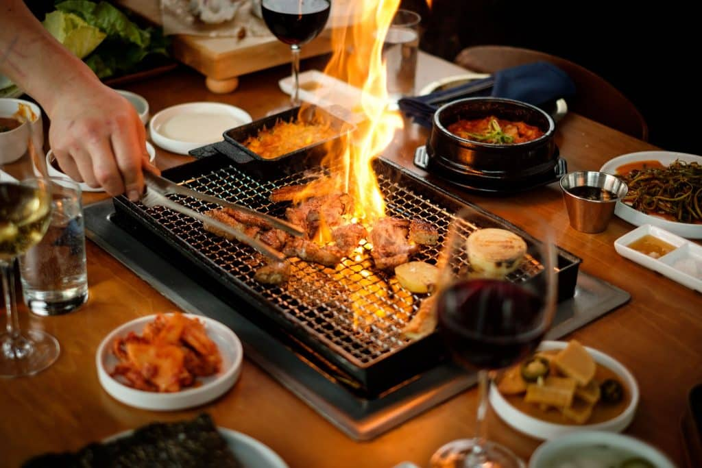 best korean restaurants usa