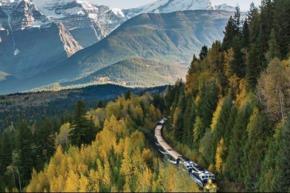 rocky mountaineer trips