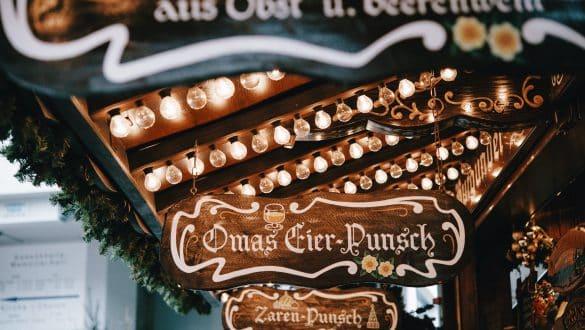 Christmas market Bavaria