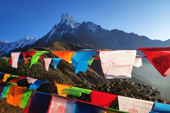 Nepal reopen tourism 2020