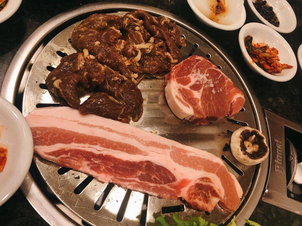 best korean bbq us