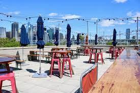 best rooftop bars Brooklyn