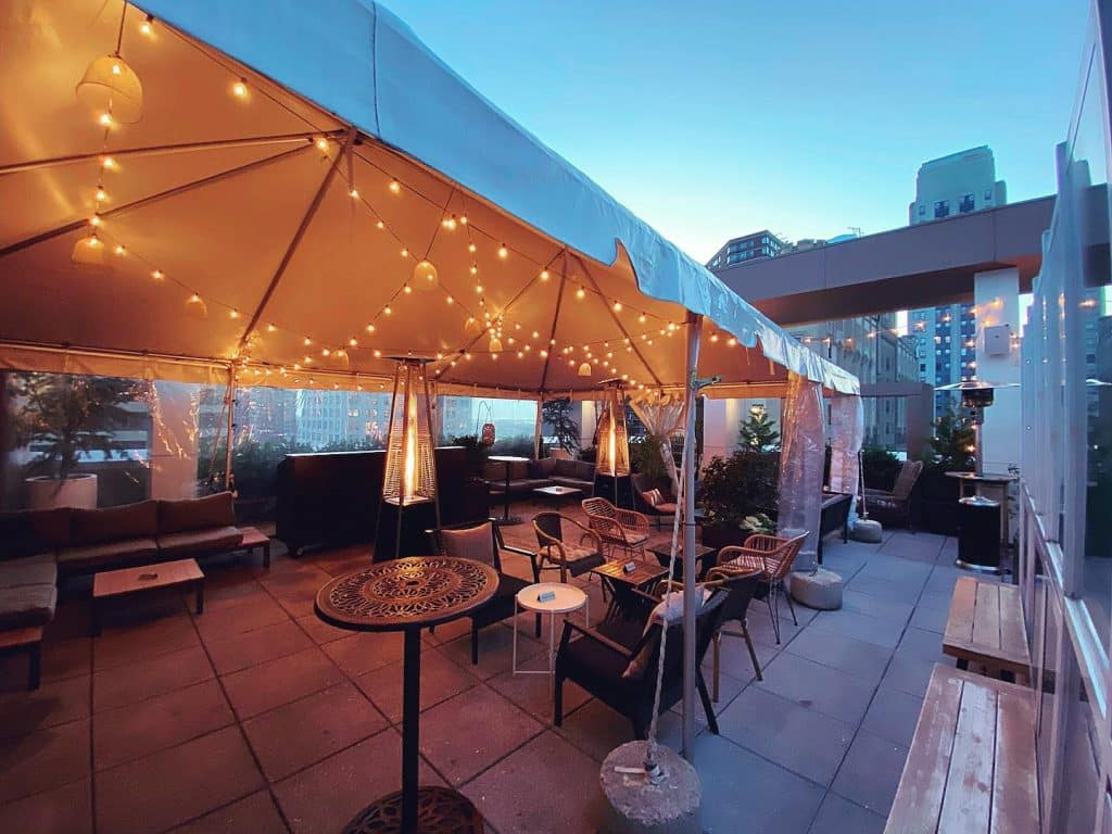 rooftop bars philadelphia