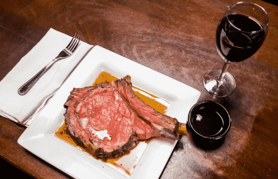 best steakhouses massachussetts